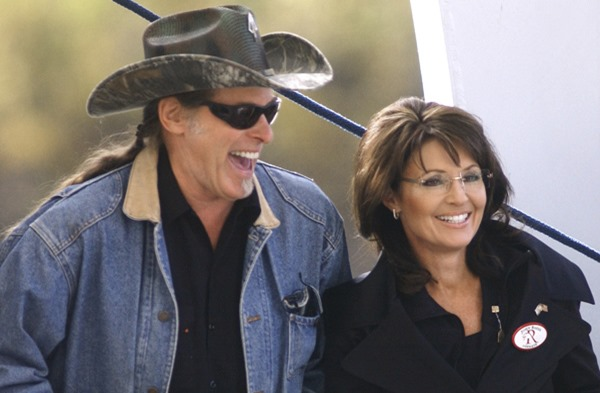 Palin and Nugent