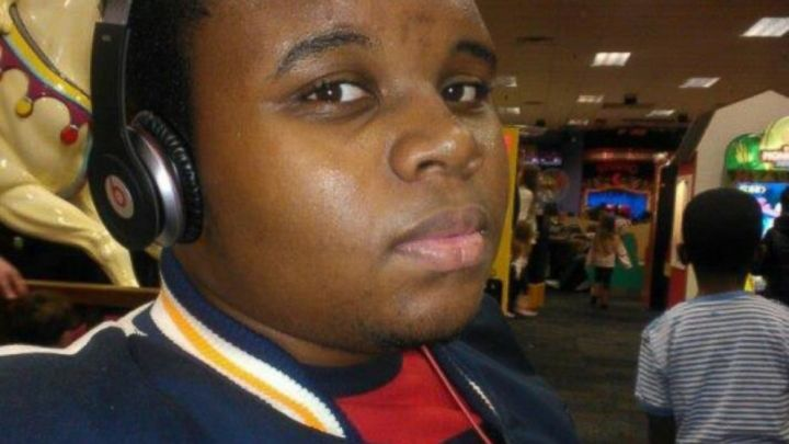 Michael Brown - Photo posted to Facebook May 19, 2013