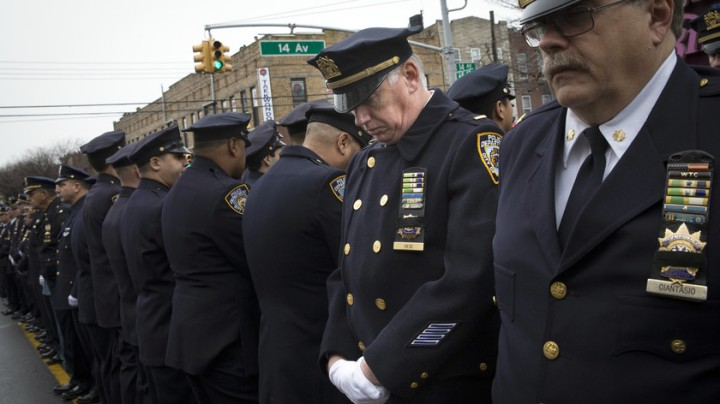 Disrespectful NYPD