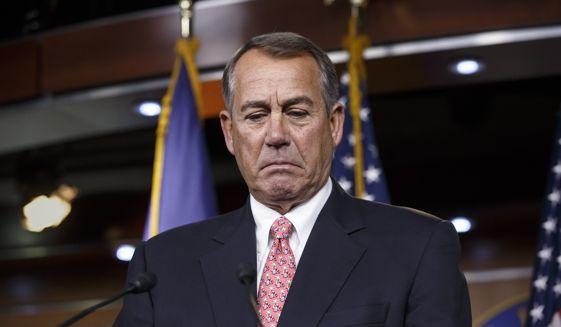 Boehner chump