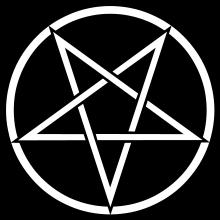 Satanist symbol