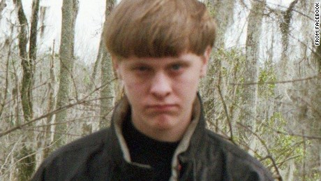 Charleston shooter Dylann Roof