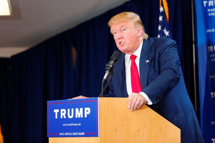 Donald Trump Laconia