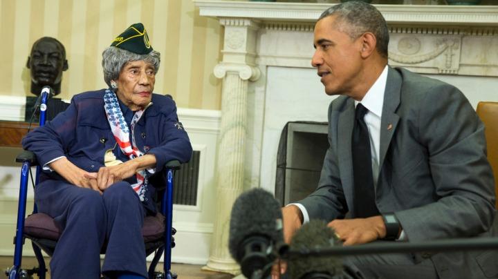 Barack Obama, Emma Didlake