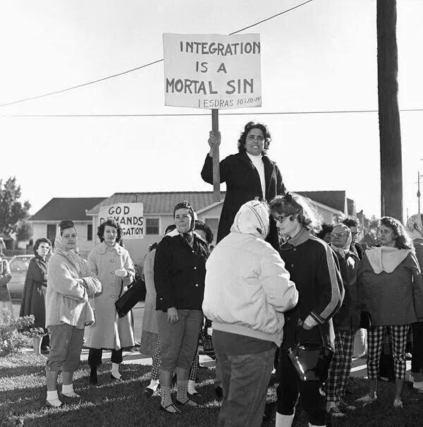 Integration is a mortal sin