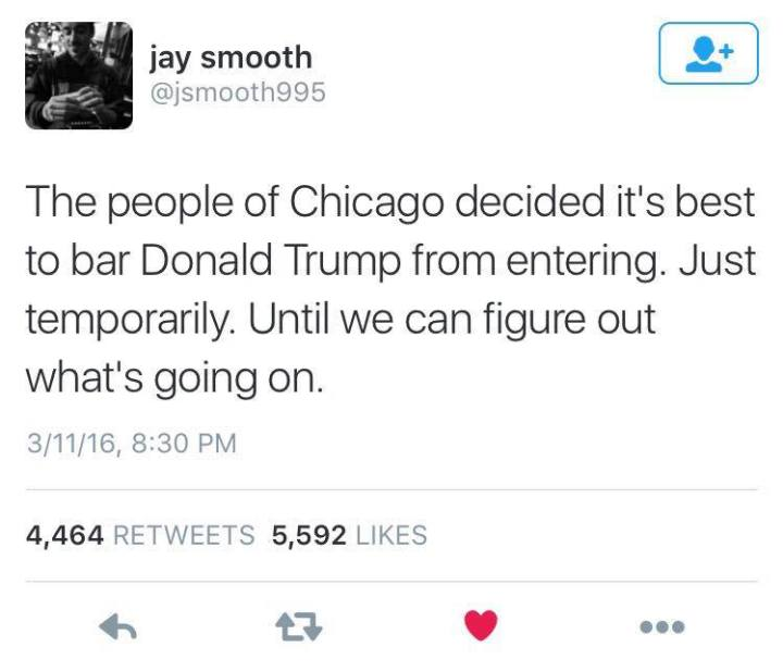 Jay Smooth on Trump